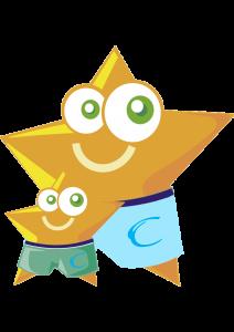 baby estrela do mar
